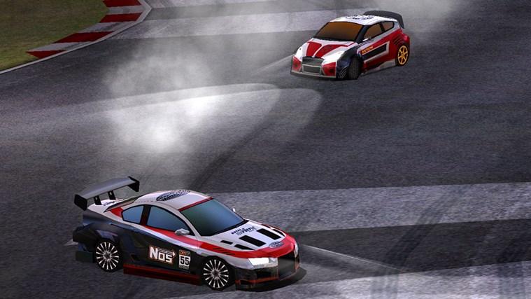 Drift Mania Championship 2 screen shot 4