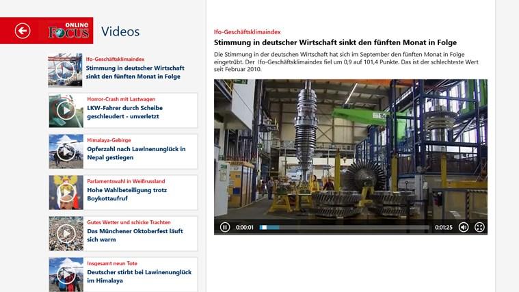 FOCUS Online Screenshot 4