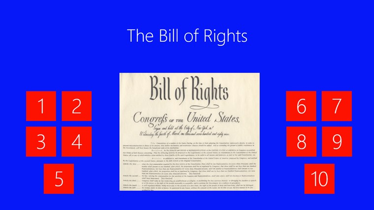bill of rights and amendments paper Bill of rights essay examples  an essay on the bill of rights amendment 475 words 1 page an investigation into the dangers of cults in united states 1,882 words.