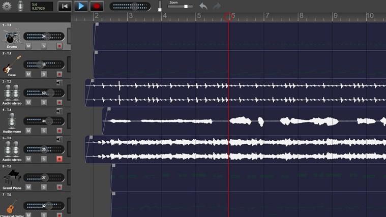 Recording Studio Pro App For Windows In The Windows Store