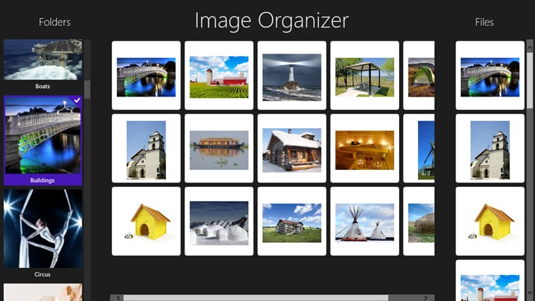 Photo Organizer 2013 screen shot 0