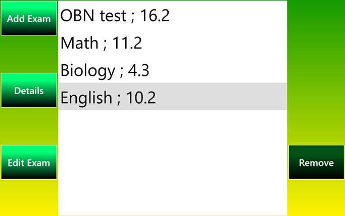 exam 1 note