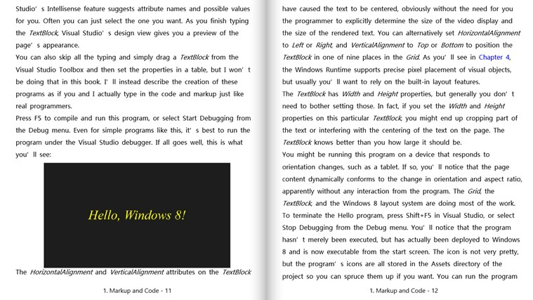 MetroReader screen shot 4