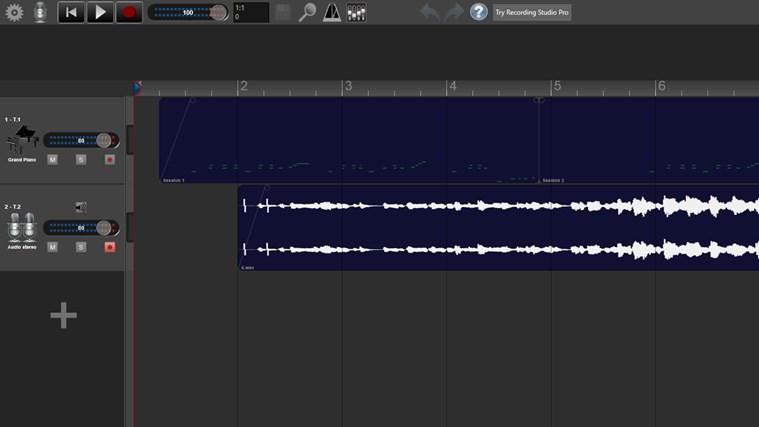 Recording Studio screenshot 0