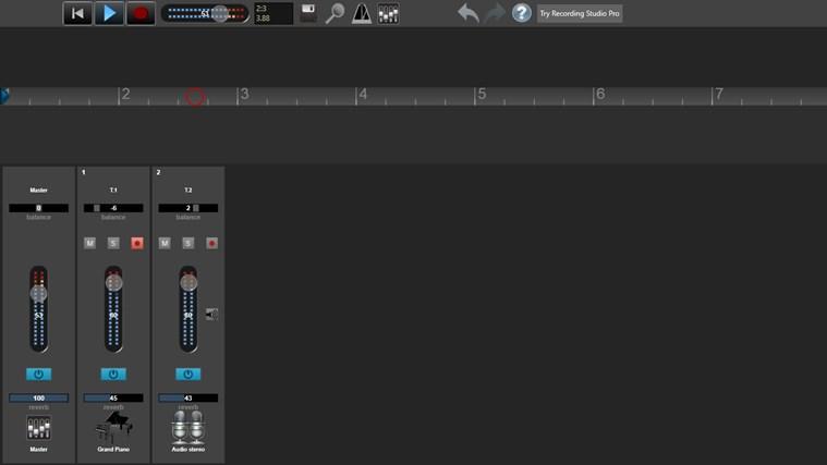 Recording Studio screenshot 2