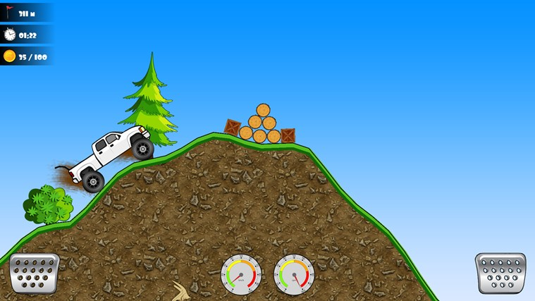 Offroad Racing screen shot 0