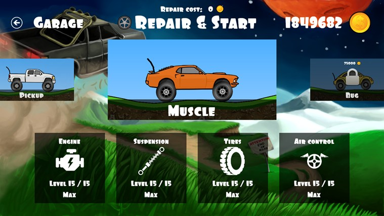 Offroad Racing screen shot 6