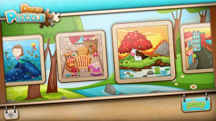 Daily Puzzle skjermbilde 4