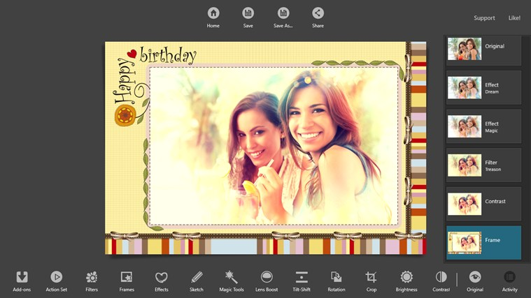 KVADPhoto+ PRO screen shot 0