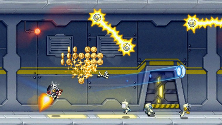 Jetpack Joyride screen shot 0