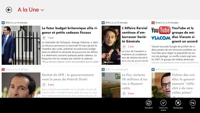 News Republic capture d'écran 2