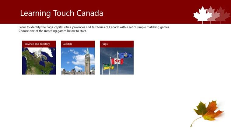 learn kanada