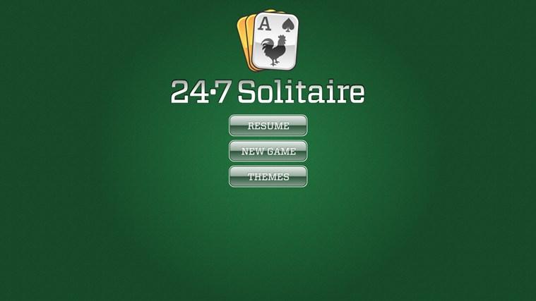 3 card klondike solitaire 24 //7 locksmith