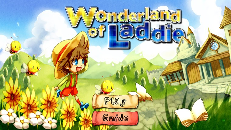 Wonderland of Laddie tangkapan skrin 0