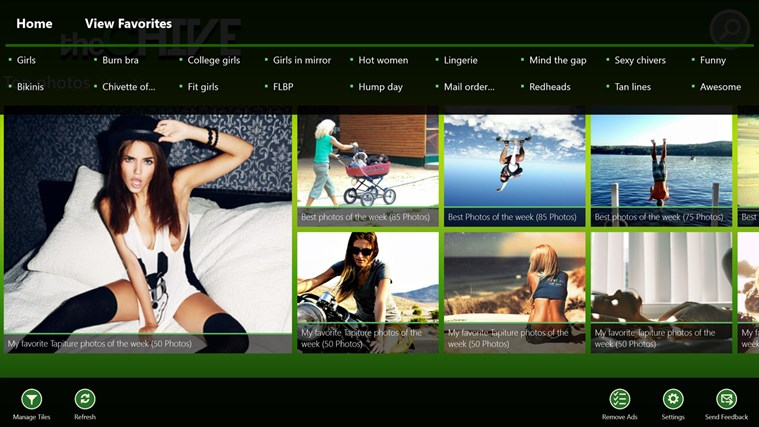 The Chive screen shot 6
