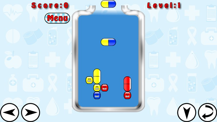 Pill Mania screen shot 0