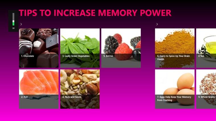 Brain power increase food photo 4