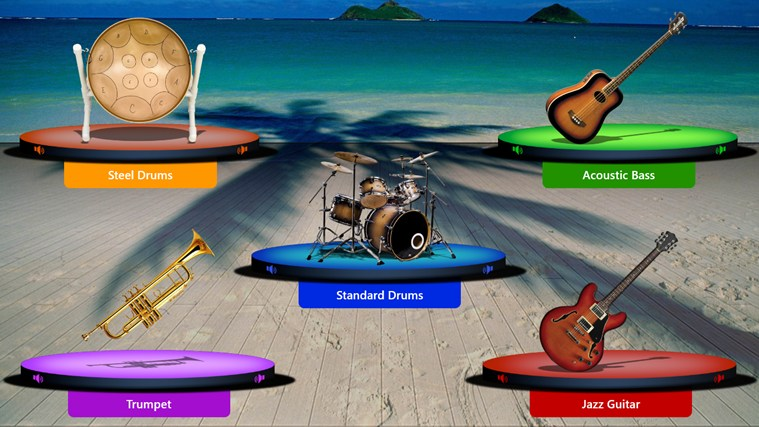 Kids' Orchestra screen shot 0