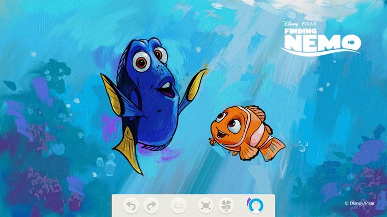 Fresh Paint captura de pantalla 2