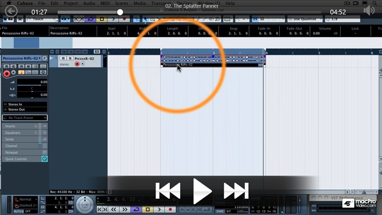 Cubase 6: Tips & Tricks اسکرین شاٹ 4