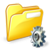 File Manager HD mobile app icon