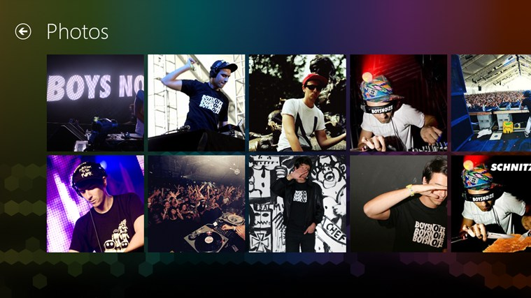 Boys Noize FANfinity screen shot 4