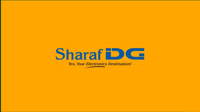 Sharaf DG screen shot 0