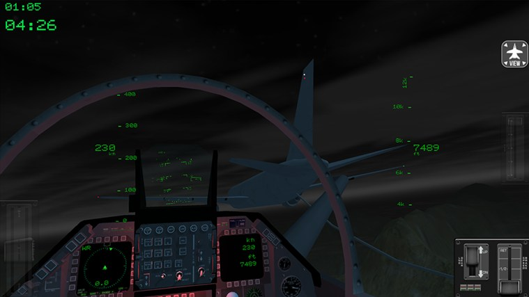 F18 Carrier Landing Lite screen shot 2