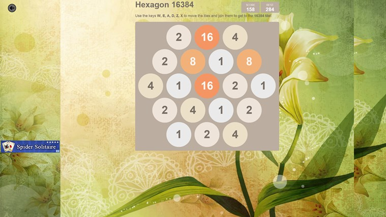 2048 Collection: 12 Game Boards screen shot 2