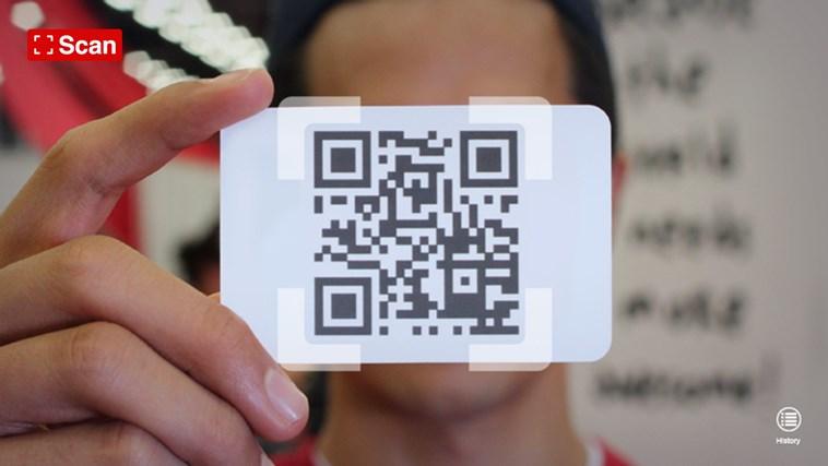 Scan - QR Code and Barcode Reader screen shot 0