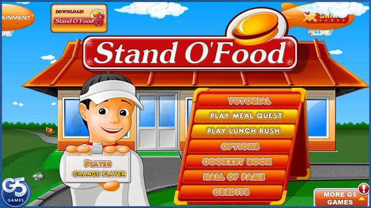 Stand O'Food® HD-skärmbild 4