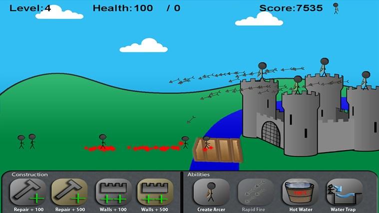 Castle full screenshot