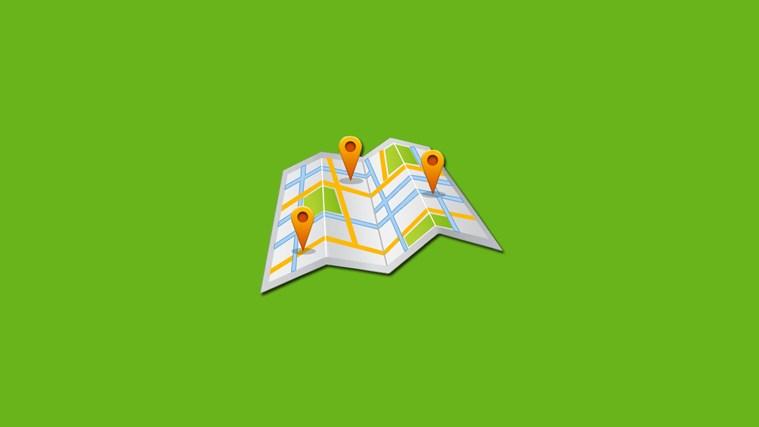 Open Map screen shot 0