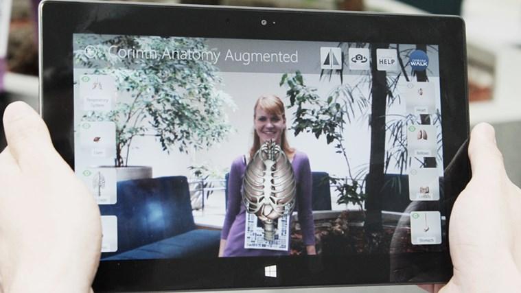 Corinth Micro Anatomy Augmented screen shot 6