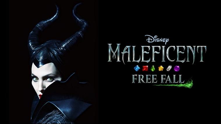 Maleficent Free Fall screen shot 0