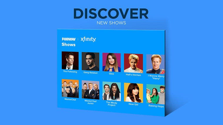 Fox Now App For Windows In The Windows Store