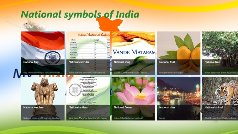 national symbol of india essay for kids
