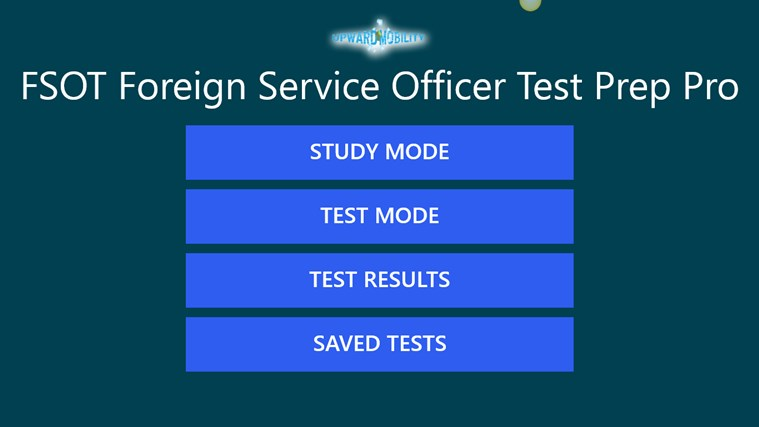 FSOT Foreign Service Officer Test Prep Pro screen shot 0