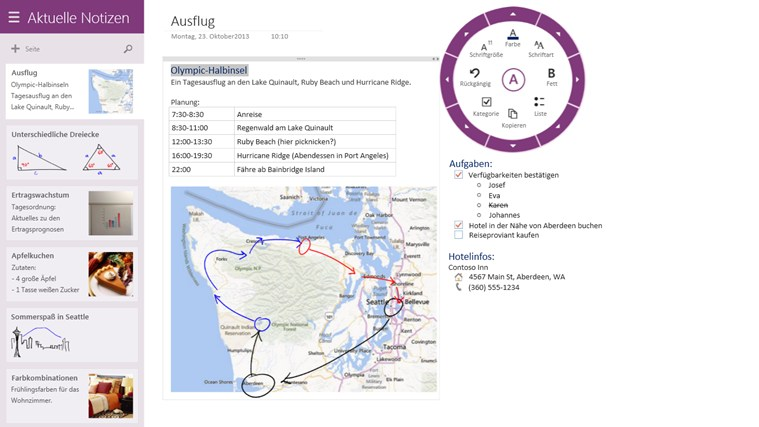 OneNote Screenshot 0