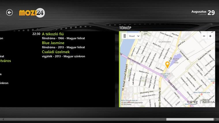 Mozi24 screen shot 8