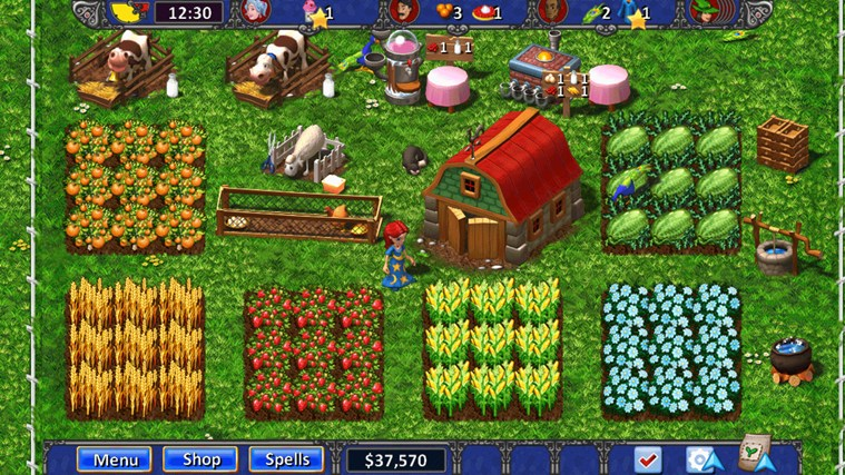 Fantastic Farm screen shot 0