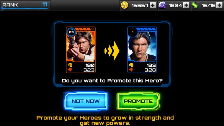 Star Wars: Assault Team screen shot 4