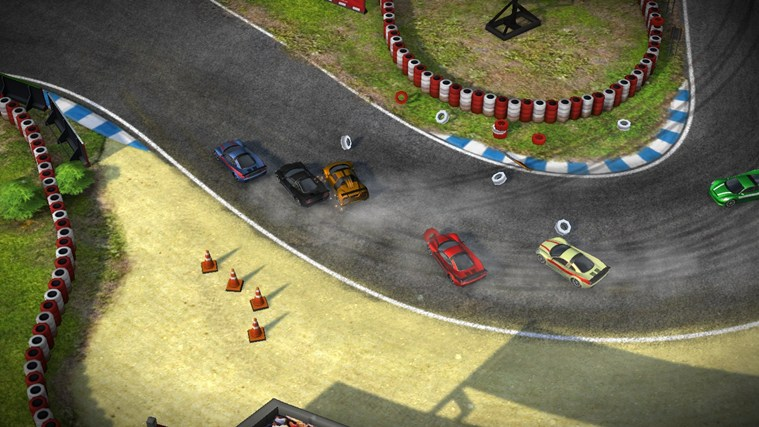 Reckless Racing Ultimate screen shot 2