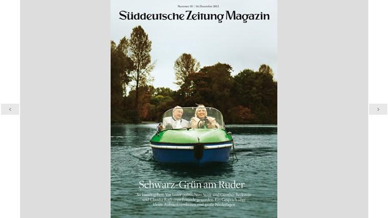 Süddeutsche Zeitung Digital Screenshot 2