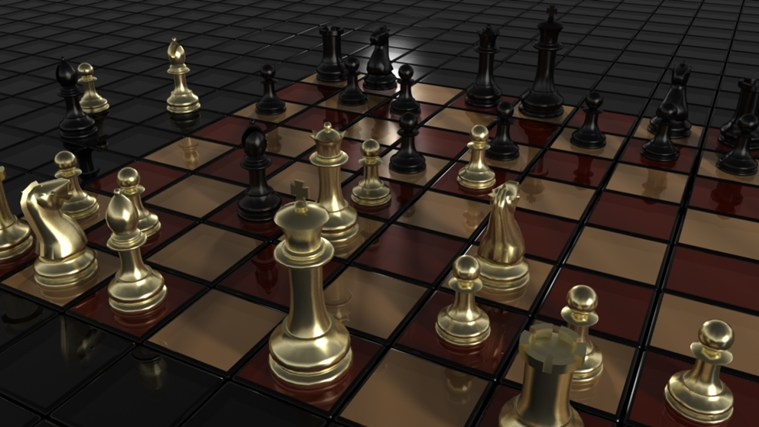 3D Chess Game screen shot 6