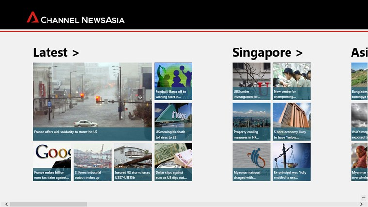 Channel NewsAsia 屏幕截图 0