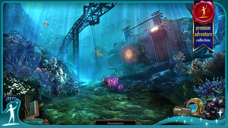 Abyss: Los Espectros Del Edén captura de pantalla 2