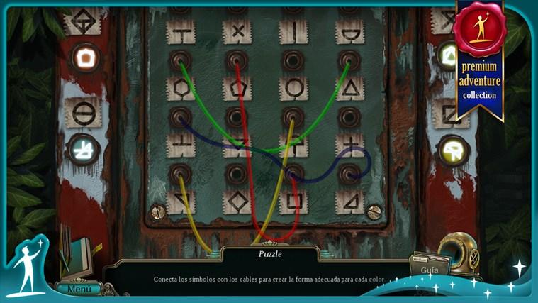 Abyss: Los Espectros Del Edén captura de pantalla 4