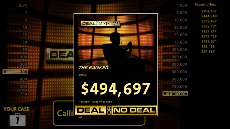 download deal or no deal pro windows games    mobile, Powerpoint