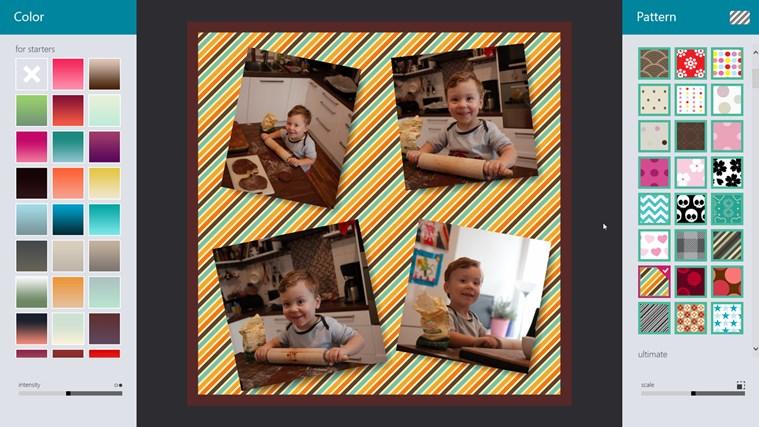 Phototastic Pro screen shot 4